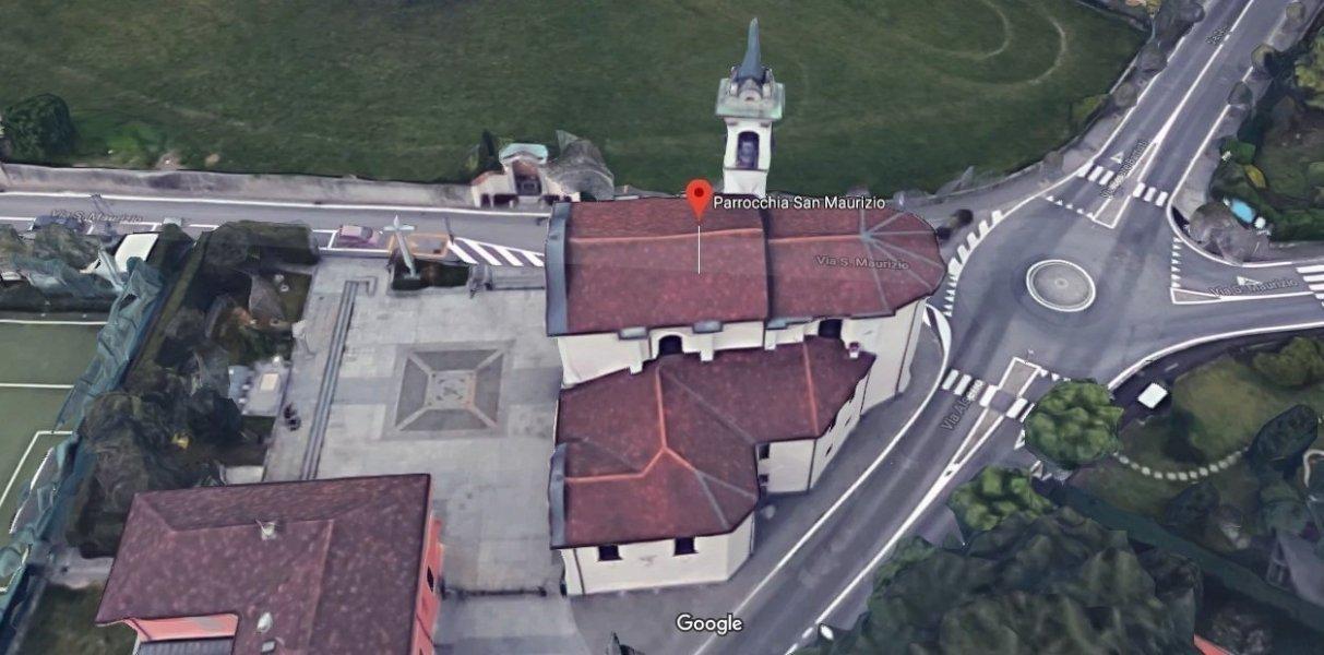 Vienici a trovare nella Parrocchia San Maurizio