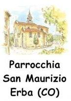 Parrocchia San Maurizio – Erba Logo