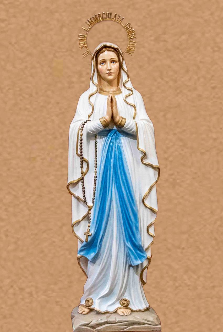 Accendi Una Candela A Nostra Signora Di Lourdes Parrocchia San Maurizio Erba